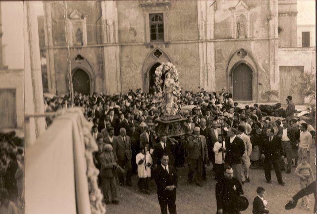1957 - Pellegrinaggio Immacolata Concezione