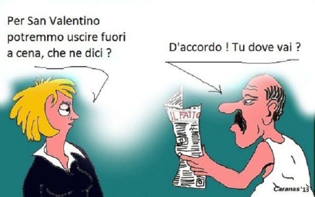 San Valentino vignette divertenti