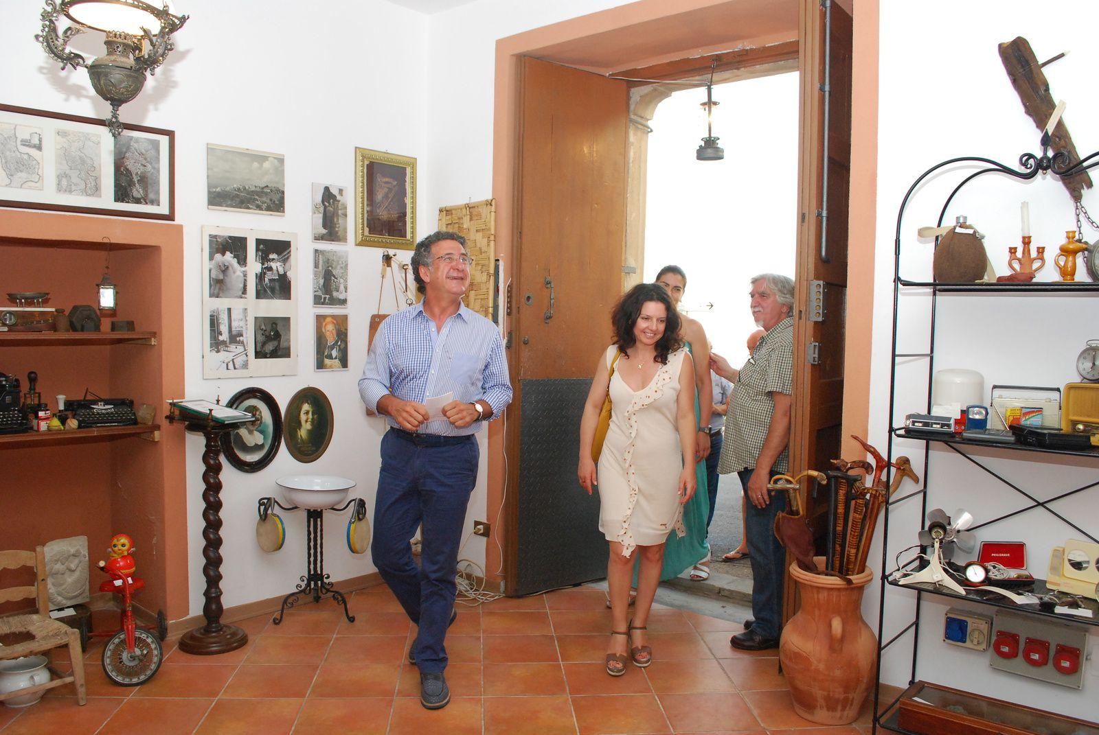 Inaugurazione Museo : IL PASSATO RICORDATO