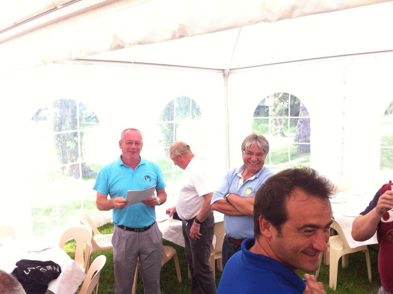 3ème tour des Interclubs des 9 trous 2013 à Cabourg