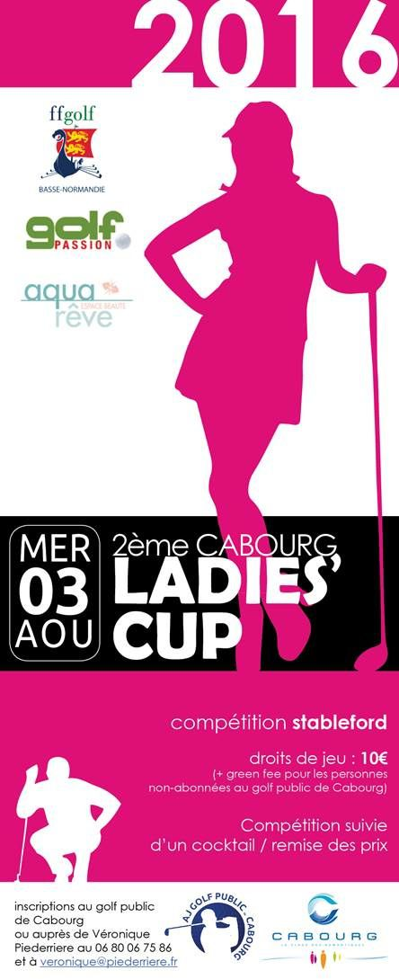 Cabourg Ladies Cup 2016