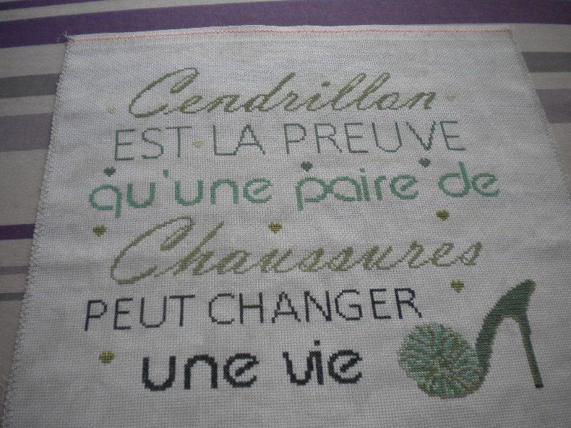 Brodé par Françoise binet