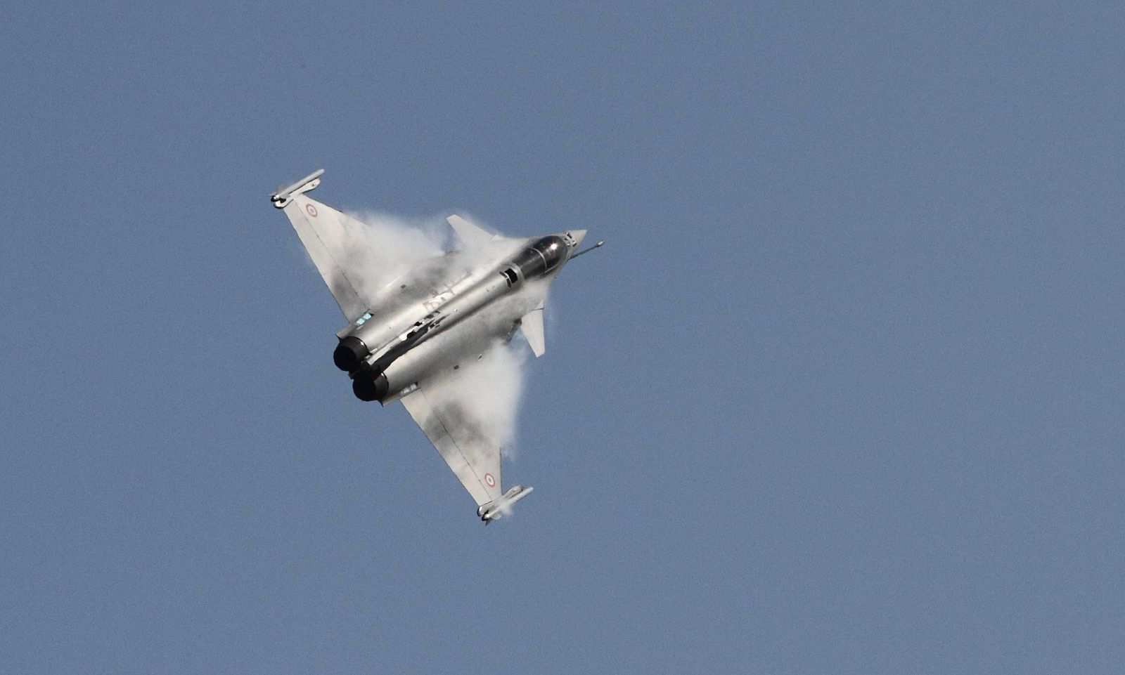 Rafale Solo Display meeting de France Valence Chabeuil le 7 juillet 2013