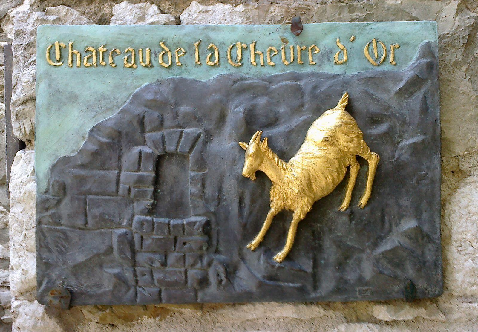La Chèvre d'Or...