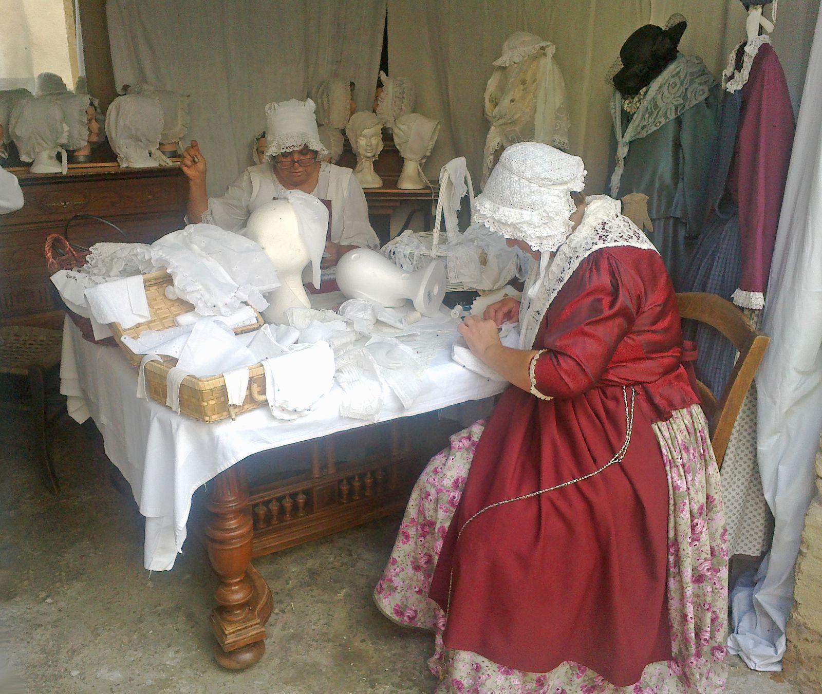 Fête des Vieux Métiers 2013 à Allemagne-en-Provence...