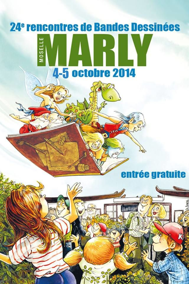 Rencontre bd marly