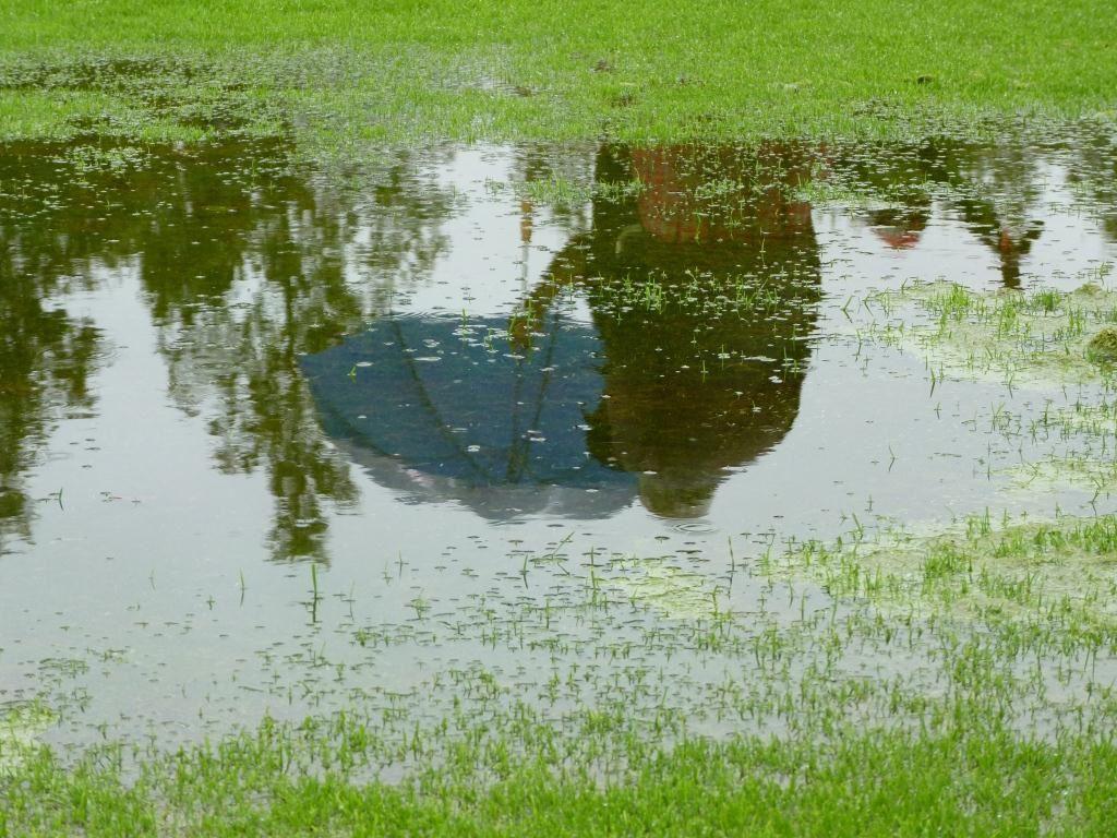 Le 2eme Celtic Golf Trophy, en octobre dernier, à Cheverny... Où le temps était ... écossais !!