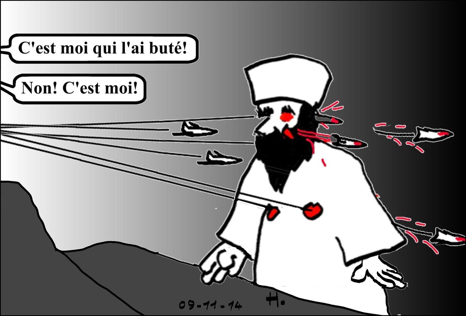 Qui a tué Ben Laden