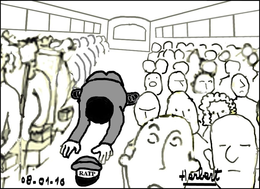 RATP religieuse