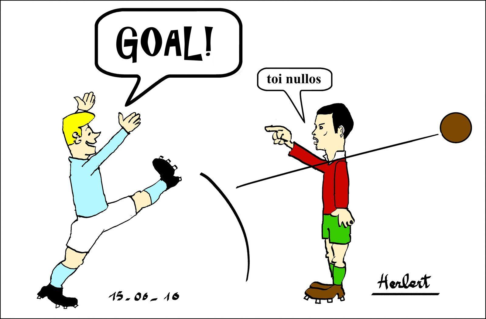 Star du foot pas futé