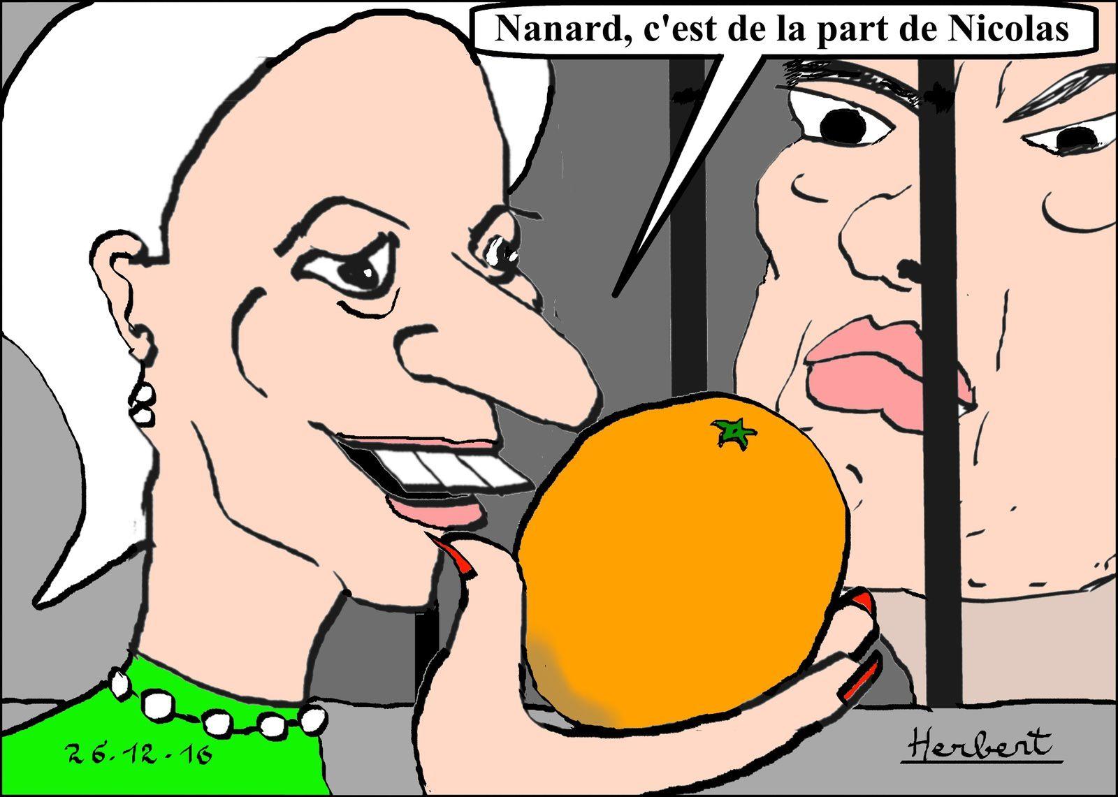 Lagarde et Tapie