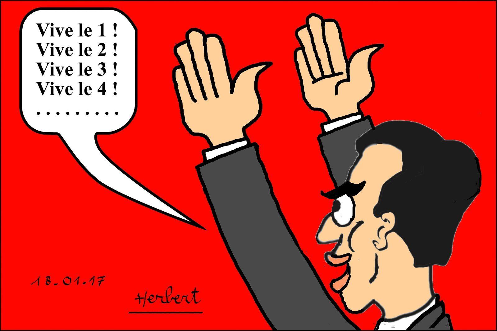 Macron aboyeur