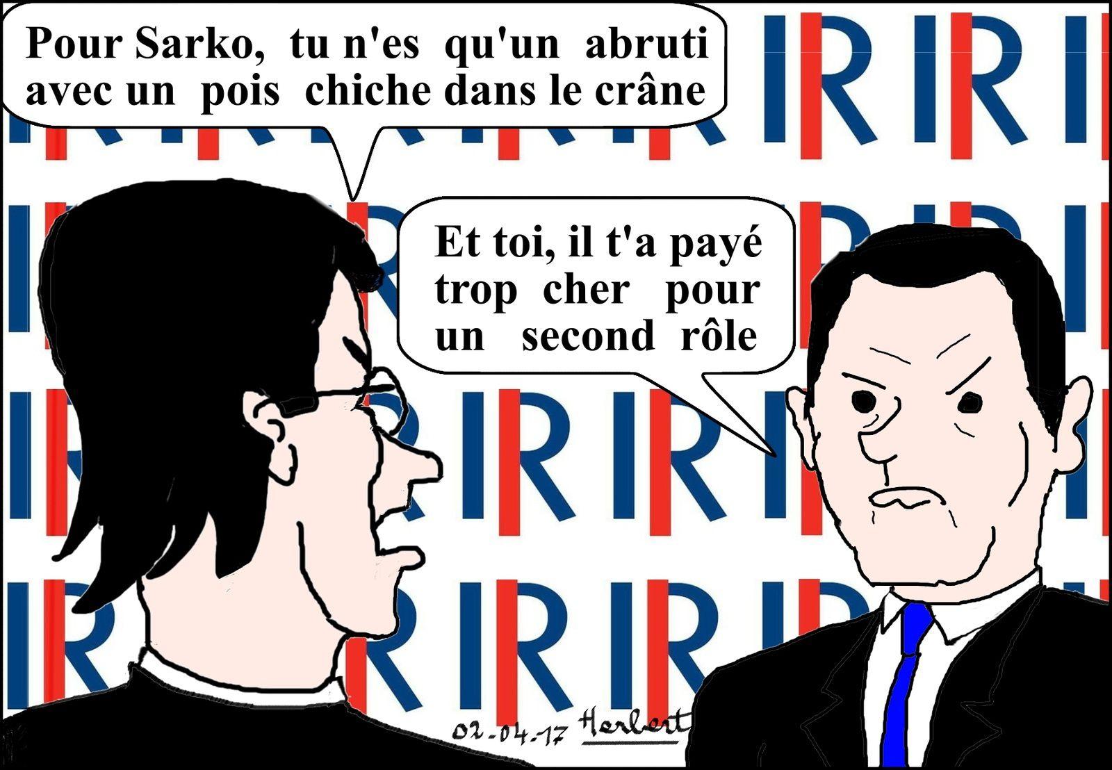 Droite, rififi Estrosi-Baroin