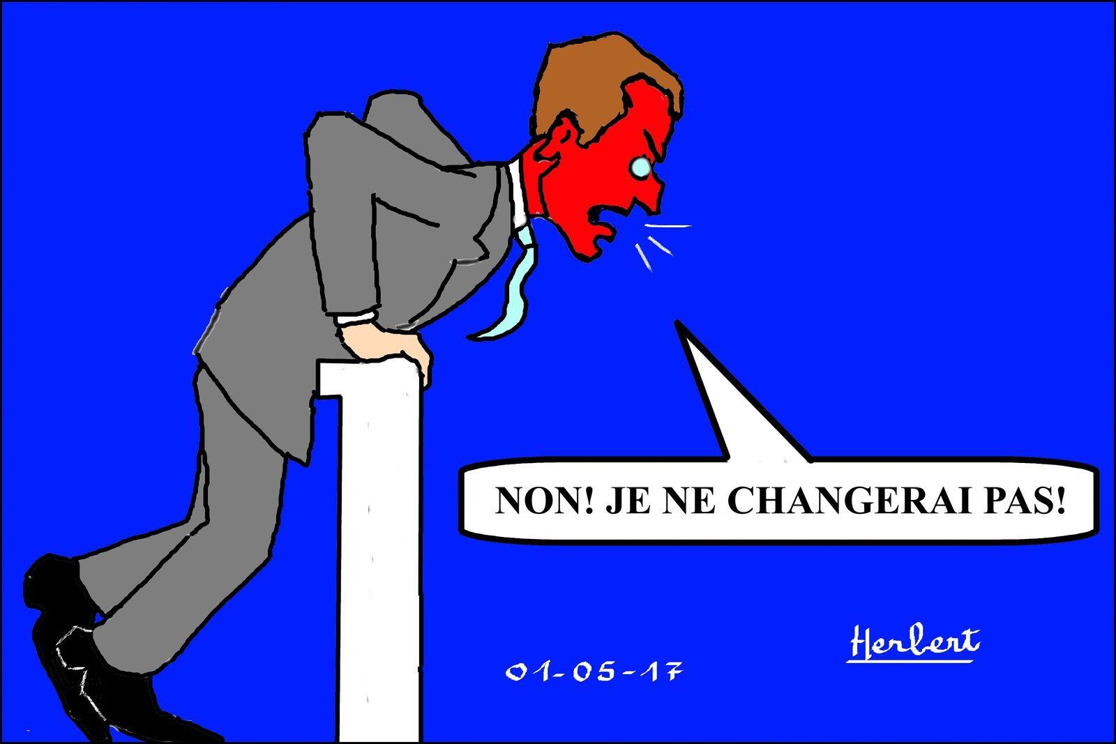 Macron tient bon face à la démagogie