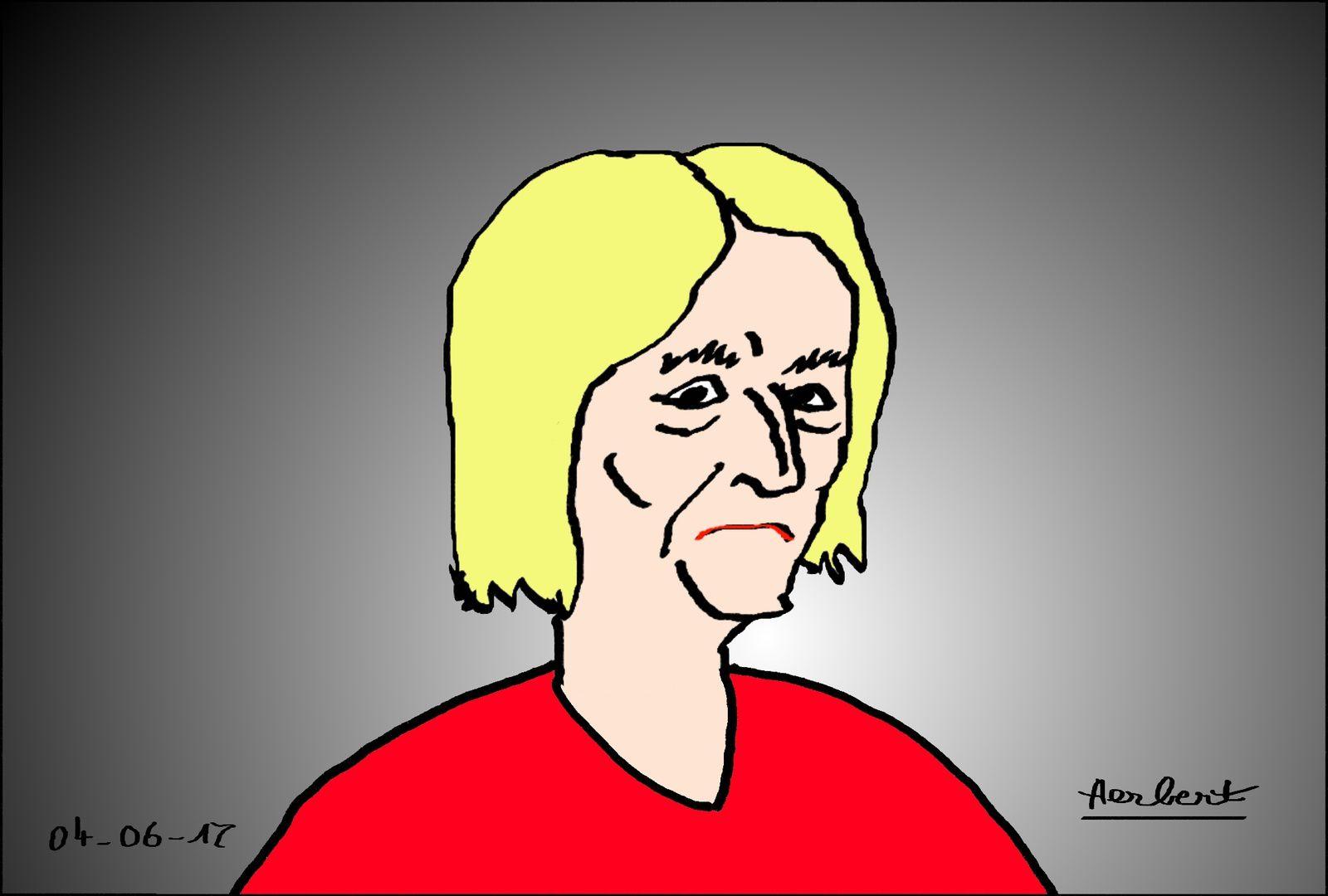 Teresa May en echec