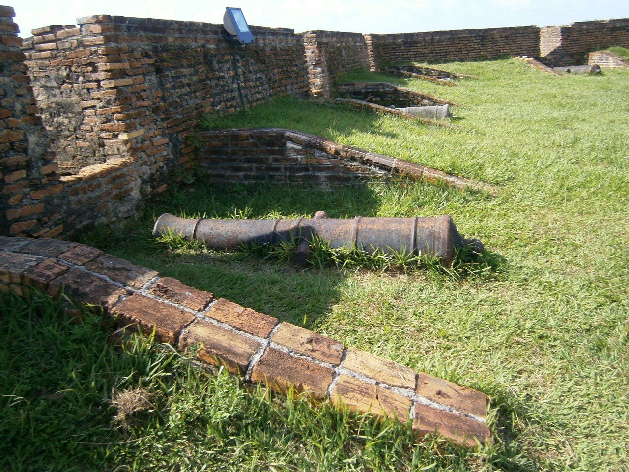 le fort Sao José de Macapa