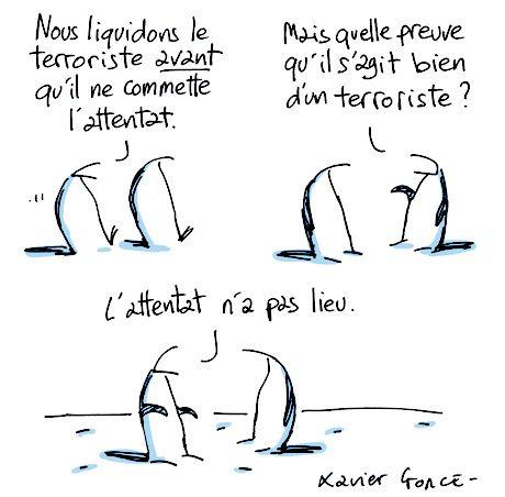 Terrorisme et état d'exception, le cas français.
