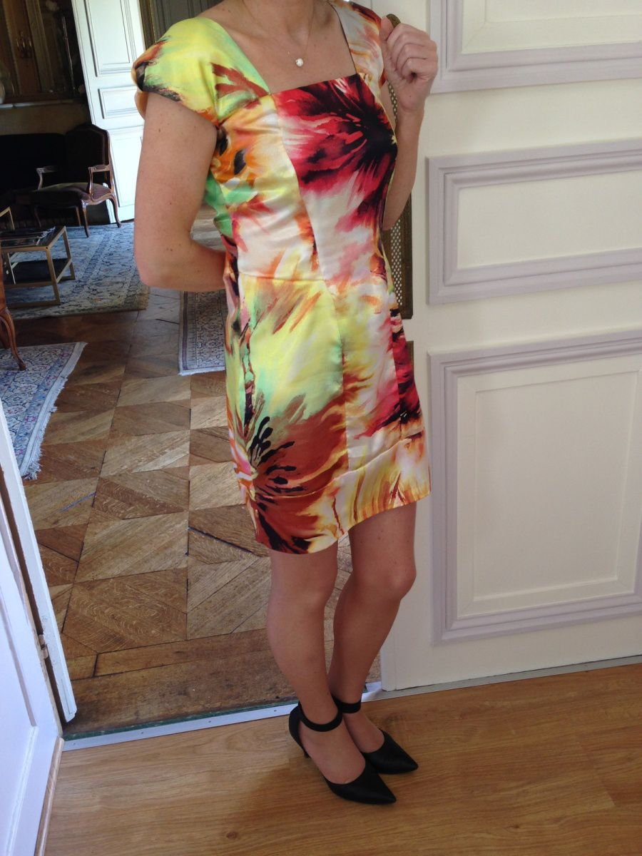 Petite robe printanière