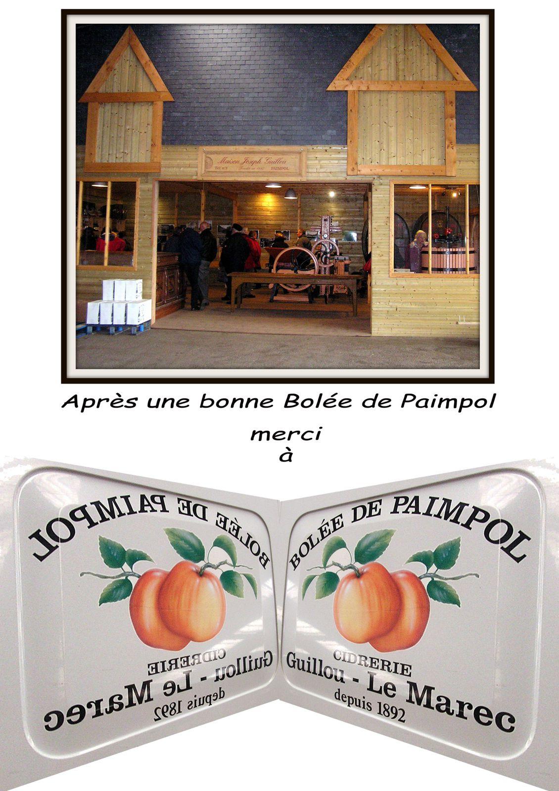 &quot&#x3B;Visite de la cidrerie Guillou-Le Marec&quot&#x3B;