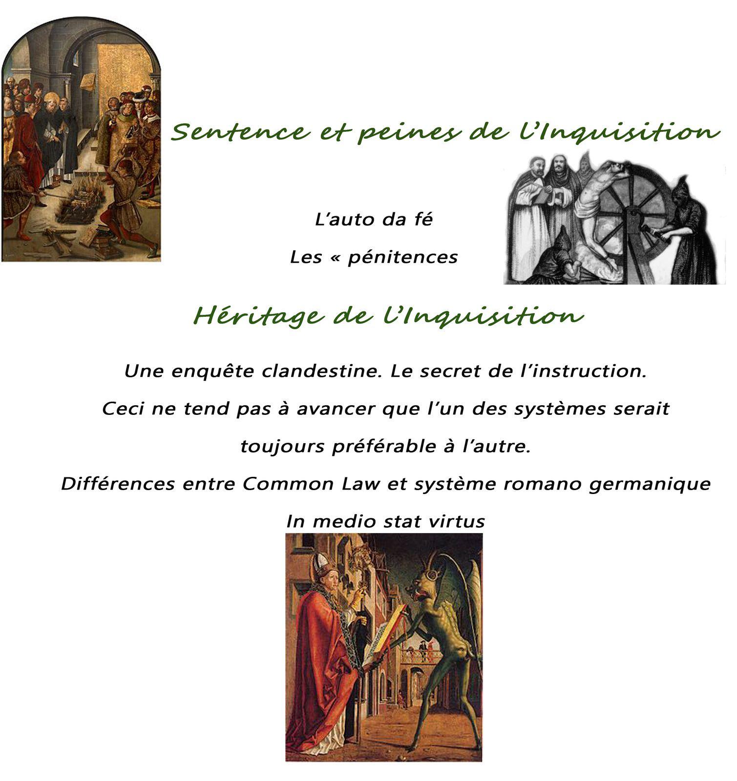 &quot&#x3B;L'inquisition en France,histoire,procédures et peines&quot&#x3B;