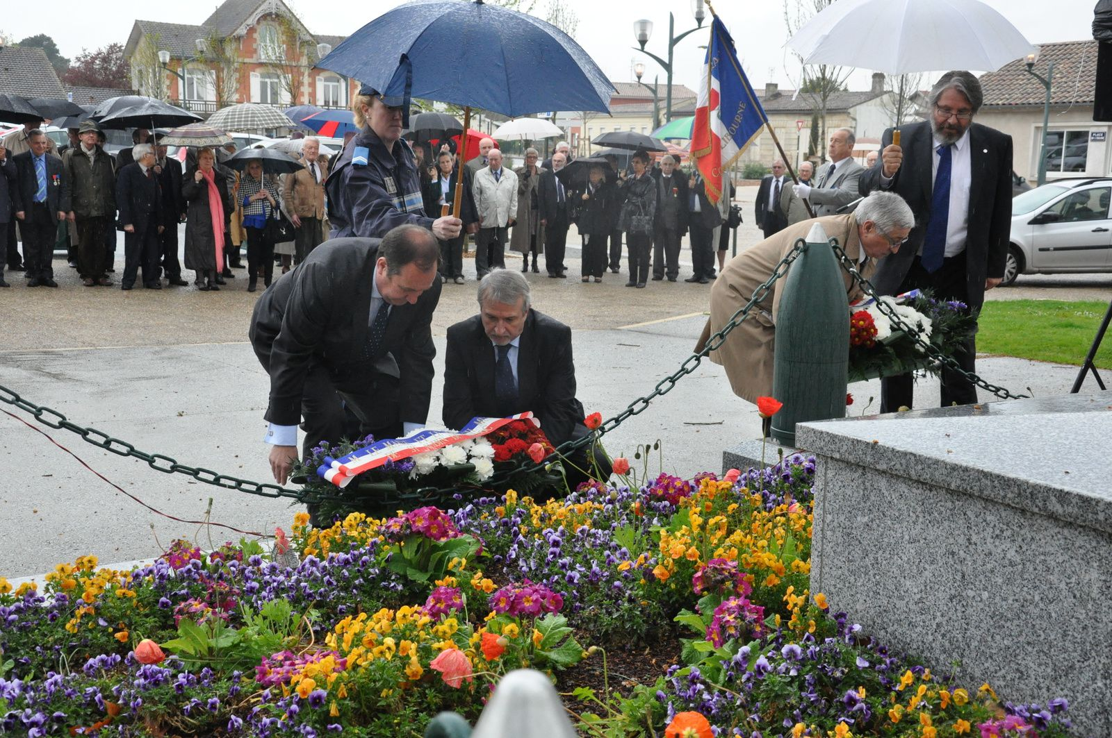 Photos: copyright service communication Mairie de St Aubin de Médoc