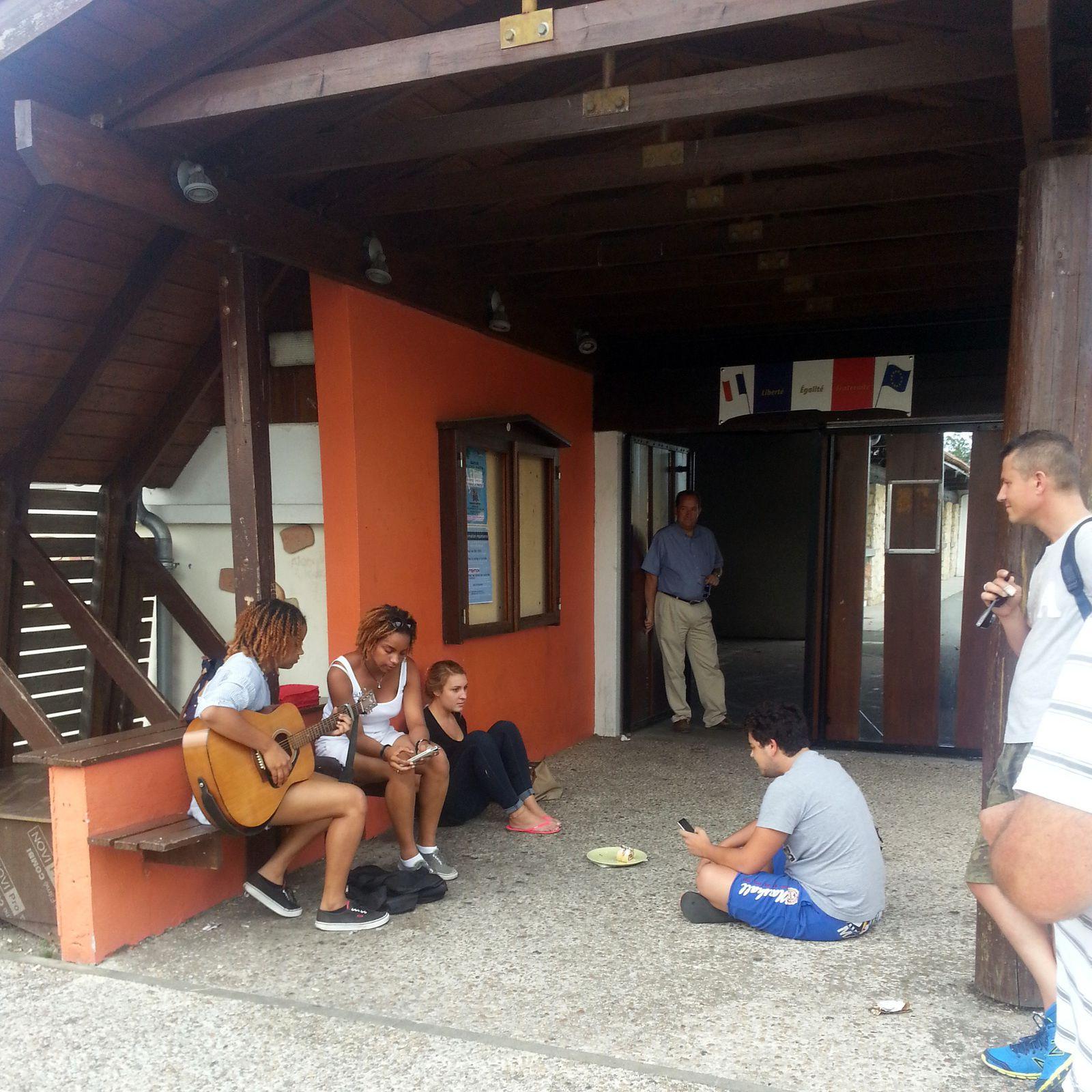 Journée du patrimoine à St Aubin de Médoc