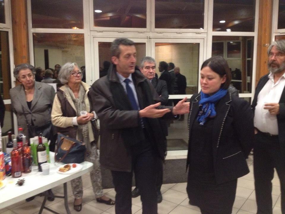 Elections départementales 2015 - Canton de Saint Médard en Jalles