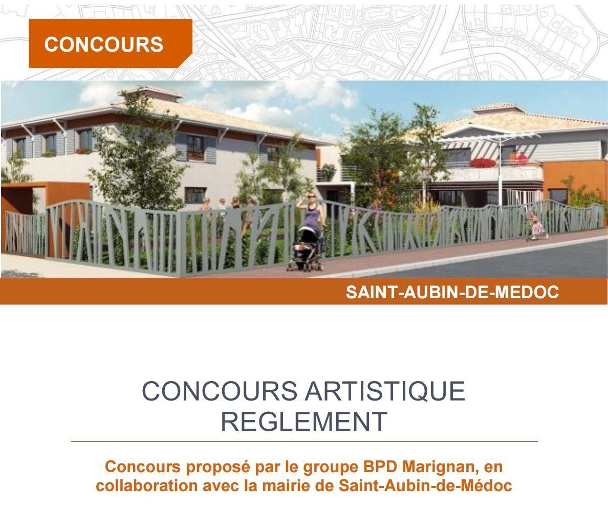 Concours ouvert à tous les habitants de St Aubin de Médoc