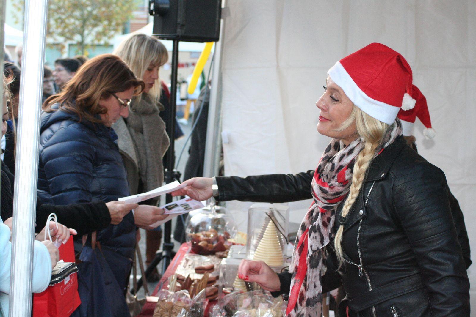 C'était le marché de Noël à St Aubin de Médoc