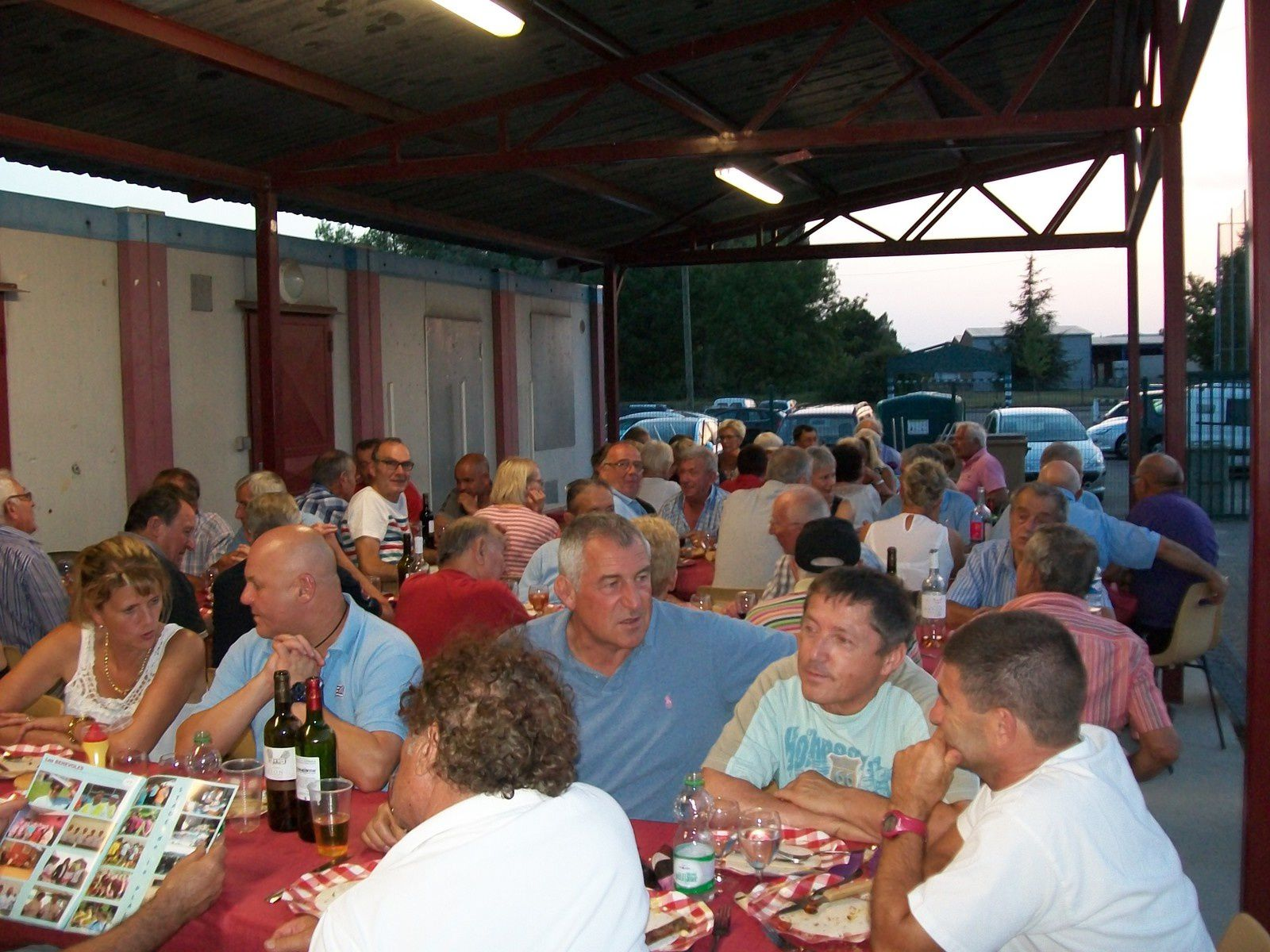 BBQ AMICALE