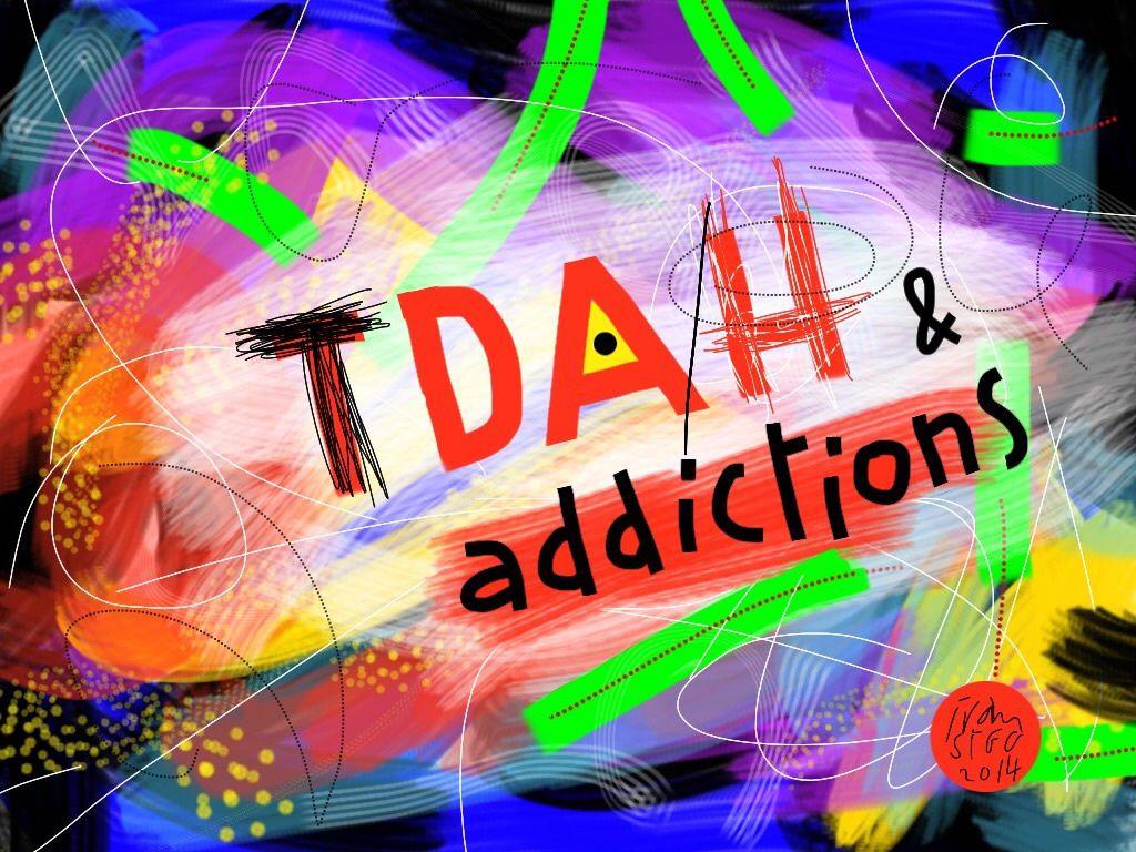 Une image d'ouverture (Clin d'oeil à tous les artistes qui vivent très bien avec un TDA/H)