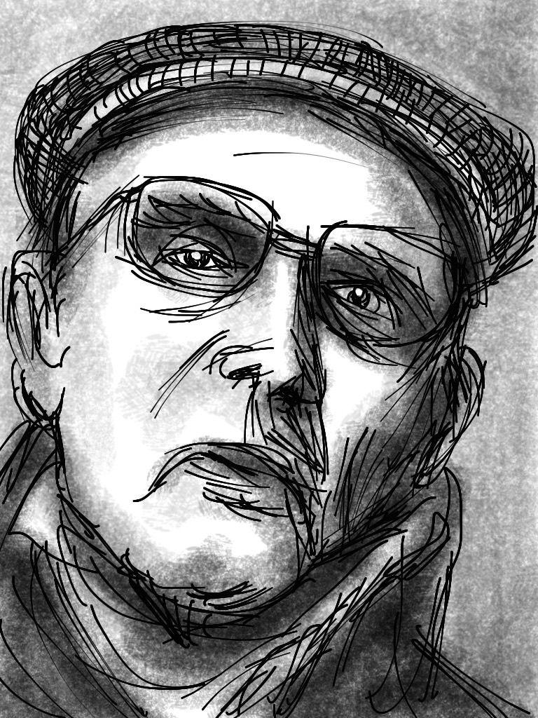 Le vieil homme qui se prenait pour un pigeon (9)