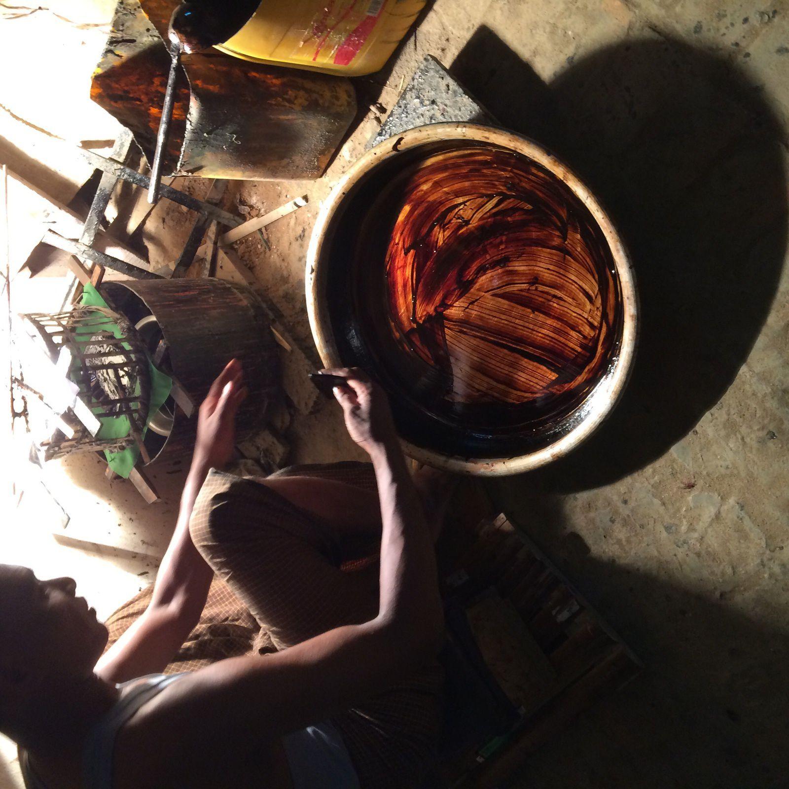 Un passė en ruine (Bagan, Indein)  des gens chaleureux et accueillant, une bonne nourriture.