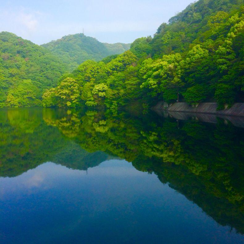 À pied de Motomachi aux Arima onsen