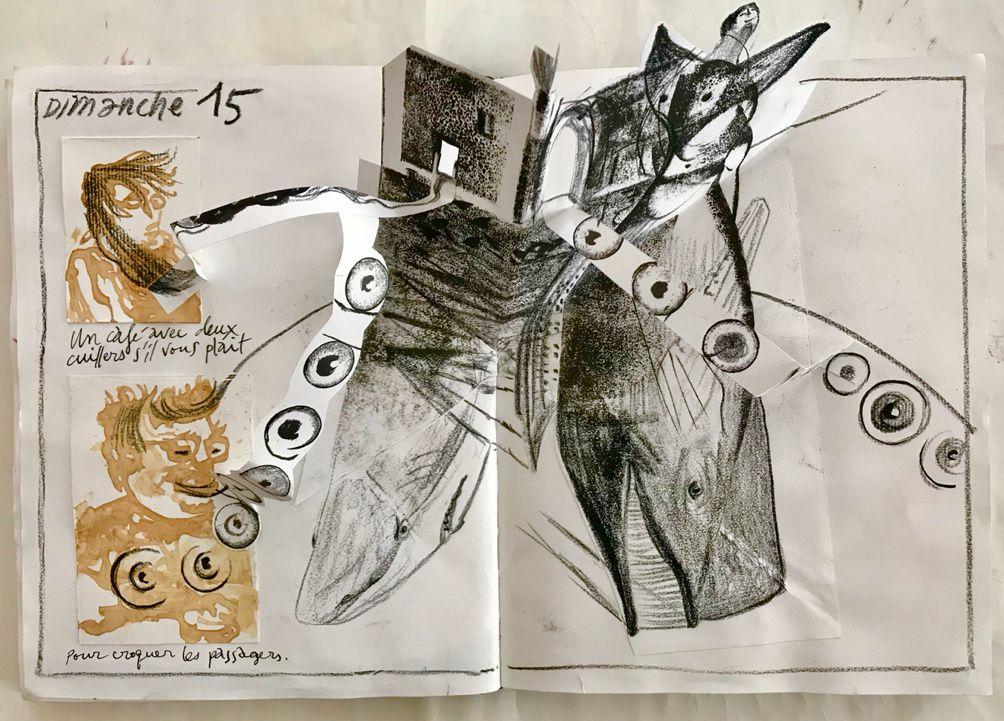 Transatlantique 2018 : Mon carnet de voyage à bord du cinq mâts ClubMed2