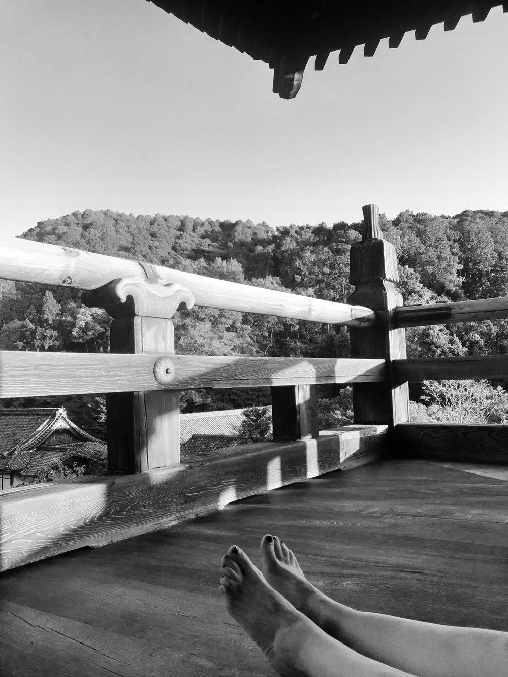 Kyoto en noir et blanc, en couleur et en fascination