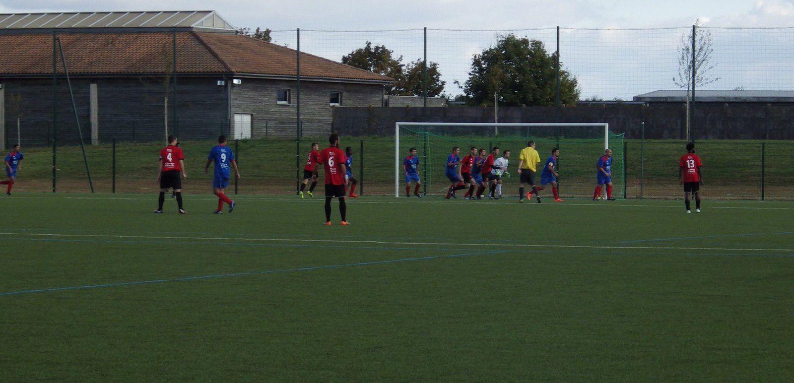 ASPTT Poitiers 0-0 Poitiers/Saint-Eloi