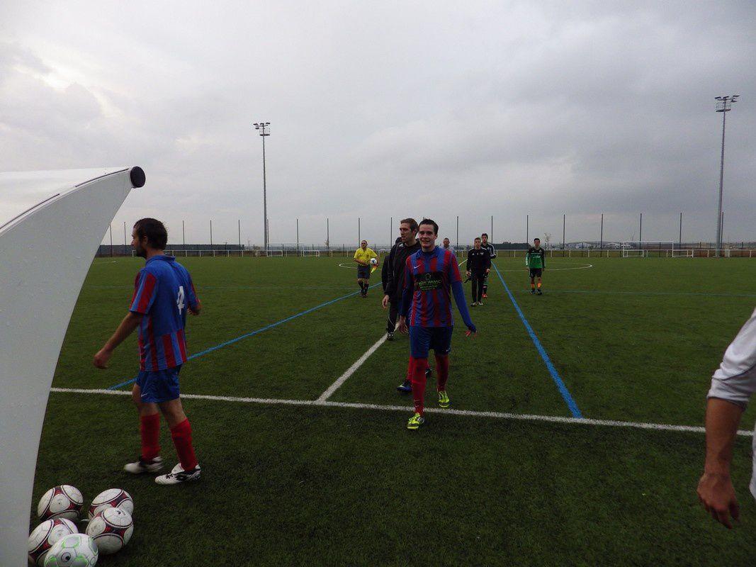 ASPTT Poitiers 3-1 Fontaine-le-Comte