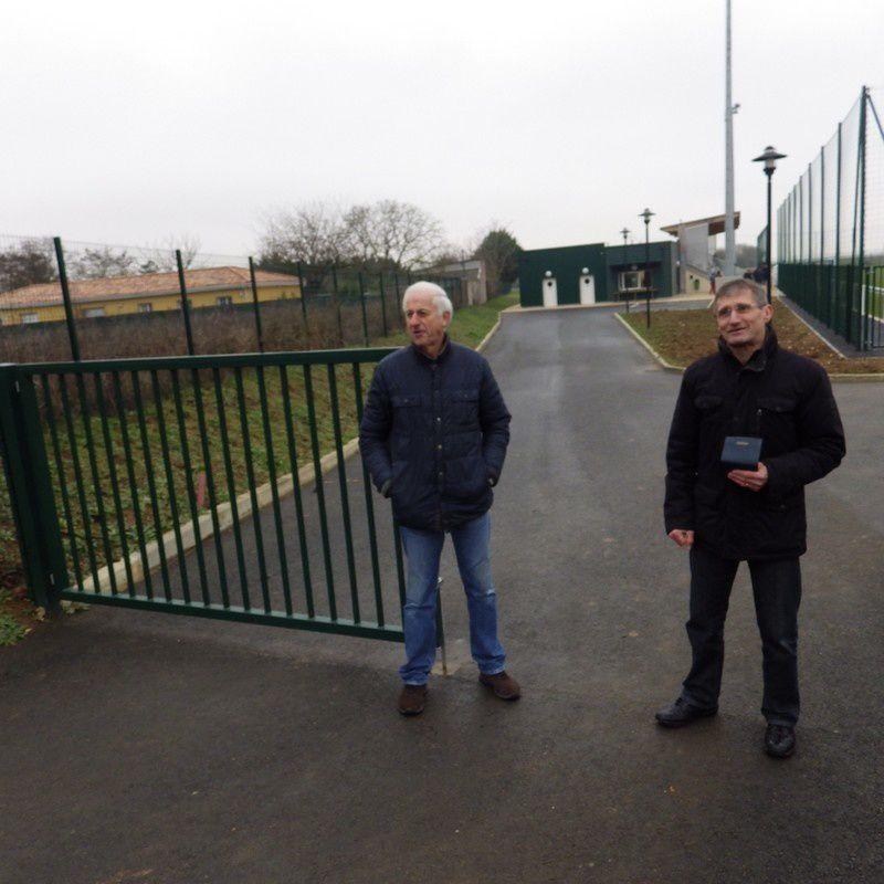 ASPTT Poitiers 4-0 Nueillaubiers (PH)