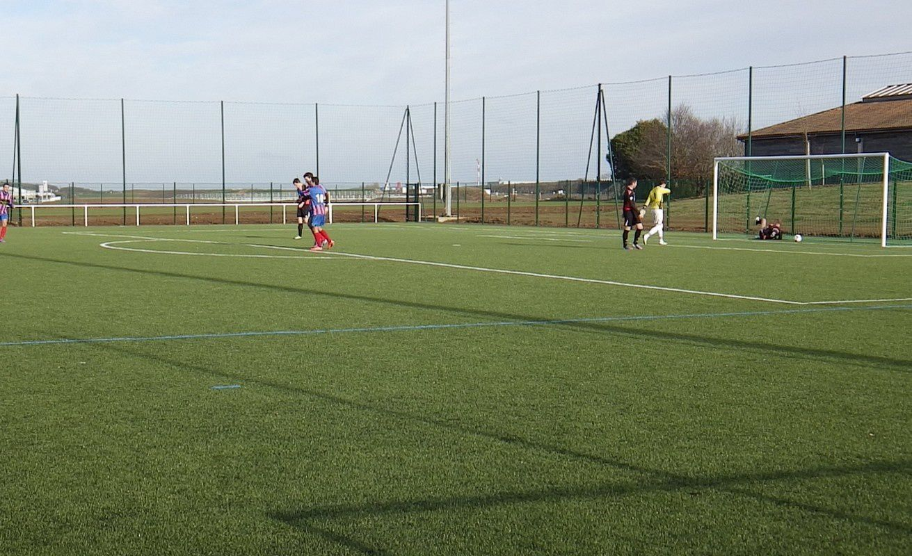 ASPTT Poitiers 2-2 Parthenay (DHR) 6-5 TAB