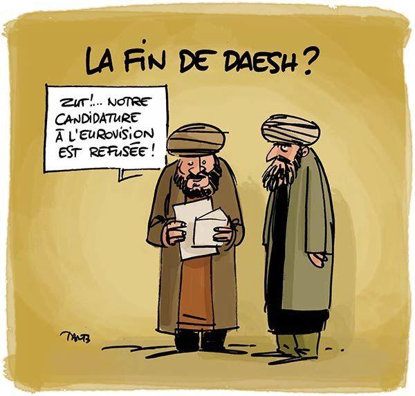 Que restera-t-il du califat ?