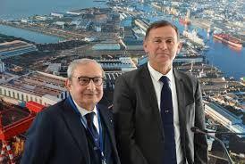 Saint-Nazaire : Que retenir de la visite du patron de Fincantieri ?