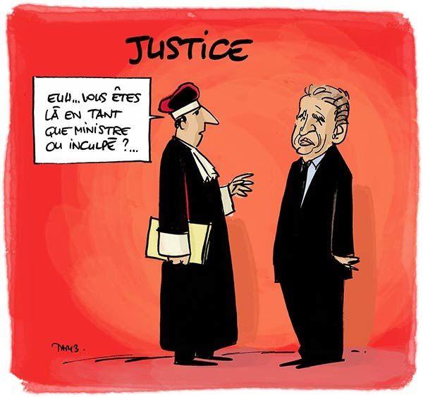 Bayrou avec, pour, contre ou dans la justice ?