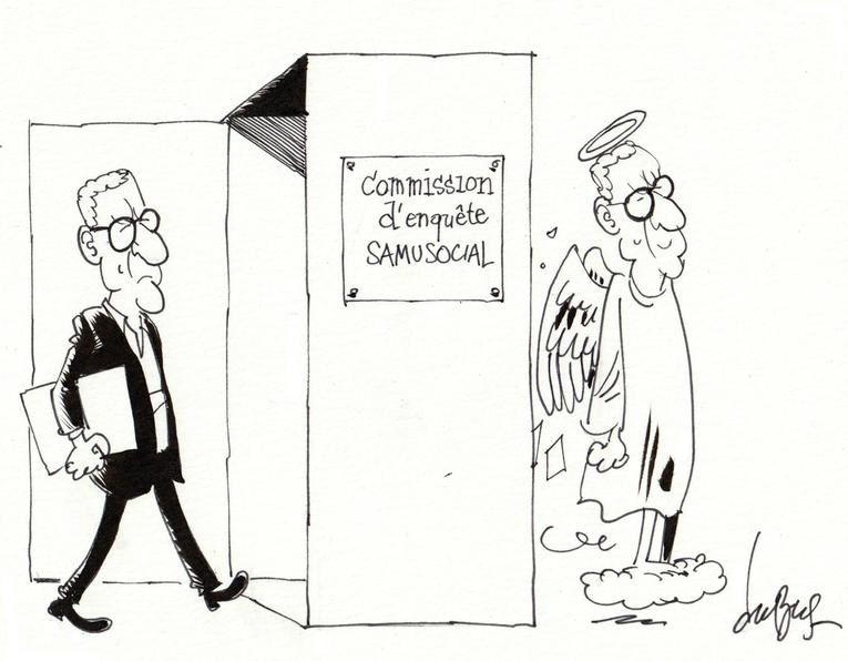 Belgique. Affaire Samusocial : l'ex-bourgmestre de Bruxelles plaide sa cause