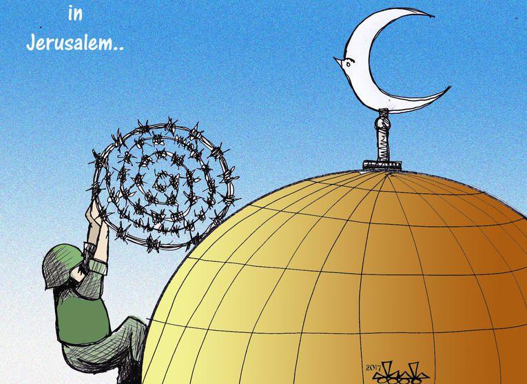 Israël-Palestine. Jérusalem : après deux semaines de crise les tensions restent vives