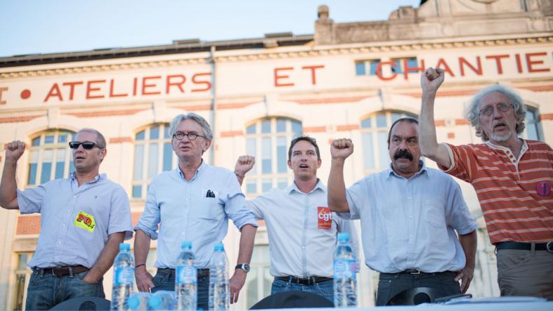 Ordonnances travail : FO Transports rejoint la CGT &quot&#x3B;contre cette loi El Khomri bis&quot&#x3B;