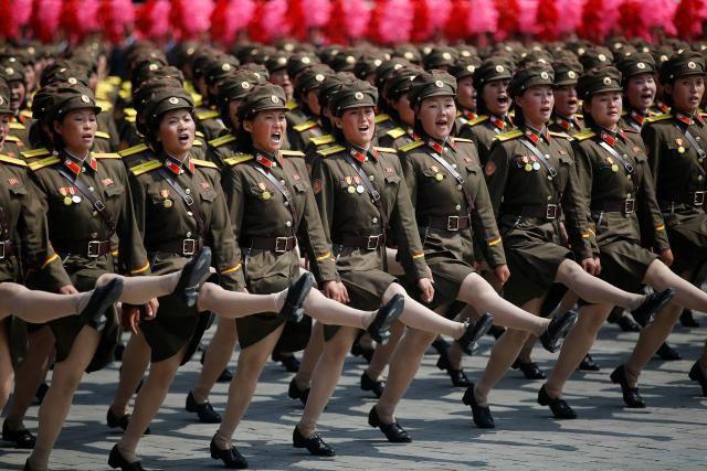 Corée du Nord : La guerre n'améliore jamais la situation des travailleur·euse·s