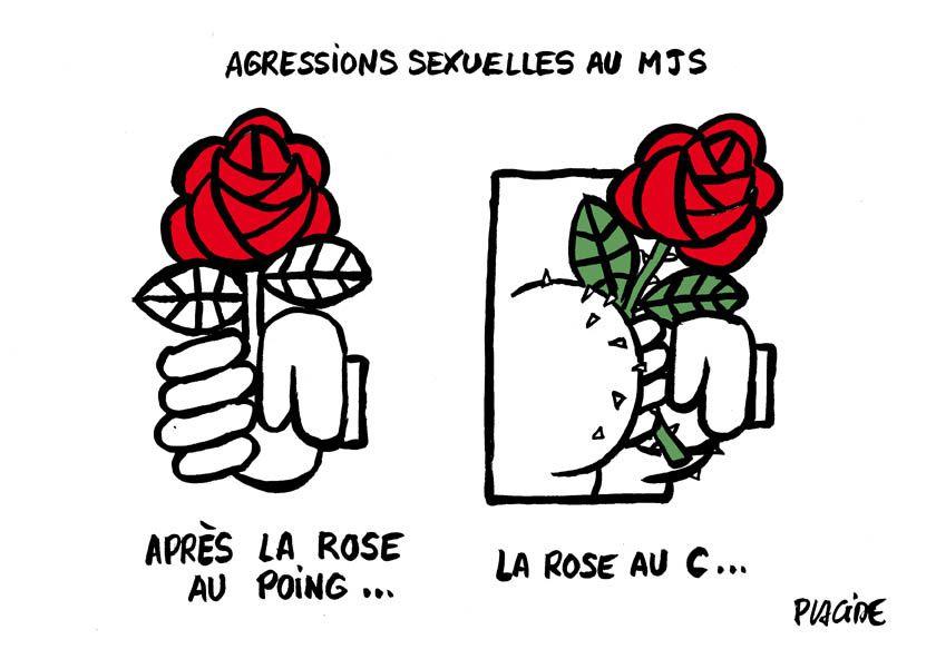 Agressions sexuelles au MJS