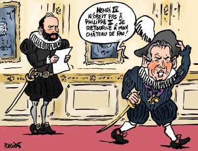 Bayrou a quitté le gouvernement pour le protéger...