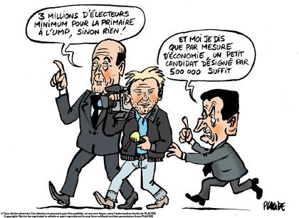 Juppé veut des primaires avec 3 millions d'électeurs...